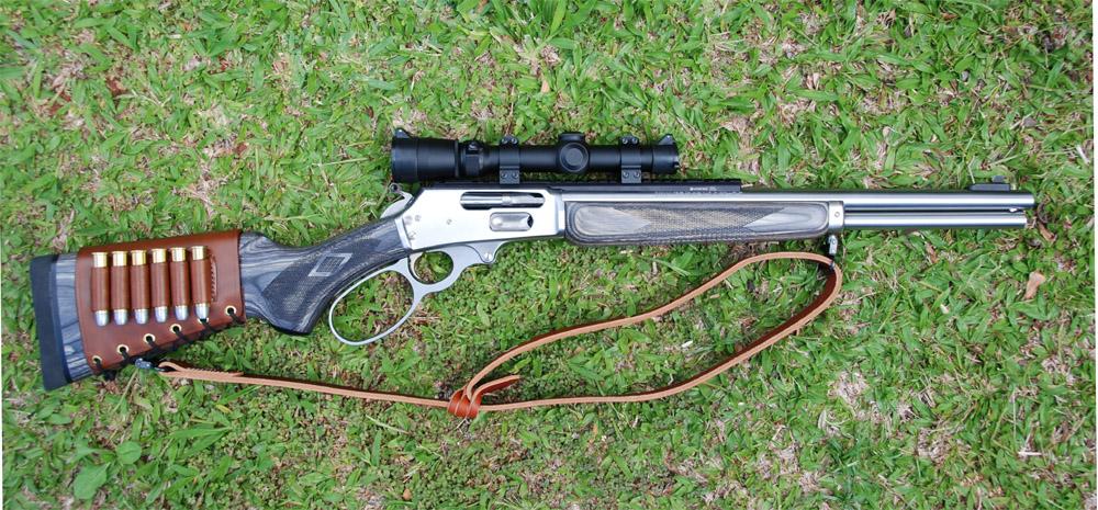 Fotos - Marlin 1895 Sbl Guide Gun 45 70 With Eotech 512 Video Clip